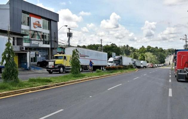Directora de Aduanas de Panamá calificó de inhumana medida de Costa Rica sobre transporte de carga