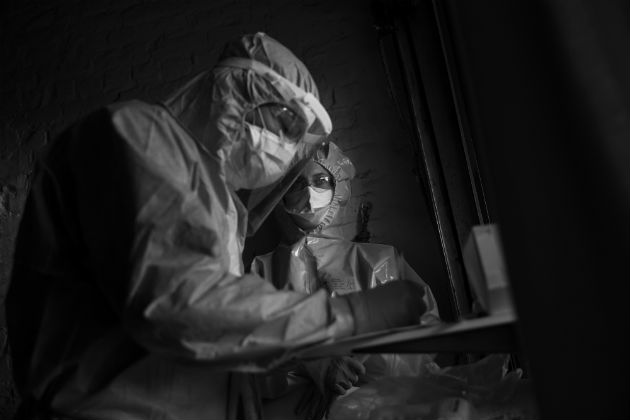 Hoy queremos honrarles en ocasión del Día del Médico panameño. Foto: Archivo.