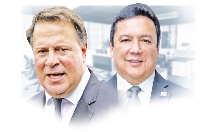 Formularán cargos al expresidente Juan Carlos Varela
