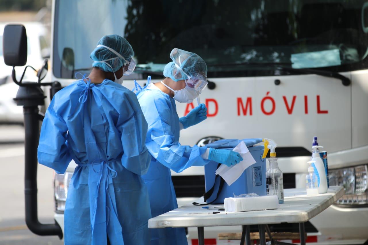 A 10,116 ascienden los casos de COVID-19, con 139 nuevos casos y 291 personas fallecidas