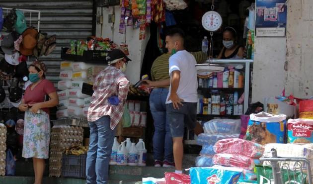 Economía de Honduras se contrae 1.3% en primer trimestre