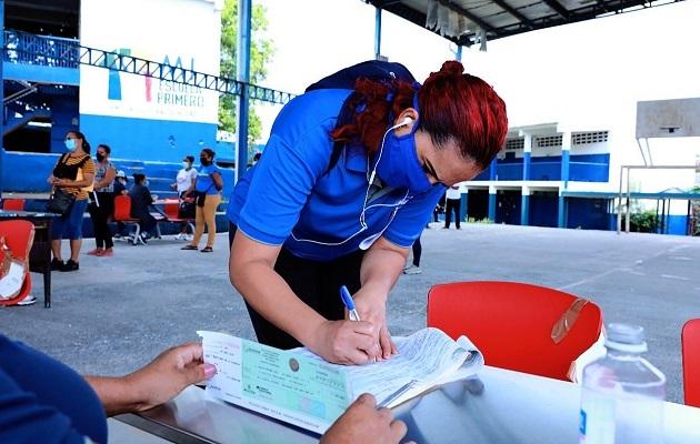 Ifarhu ultima detalles para pagar beca universal a través de la cédula juvenil en áreas céntricas