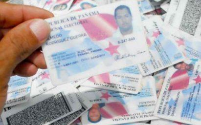 Tribunal Electoral anuncia cambios en los costos y fecha de expiración de las cédulas