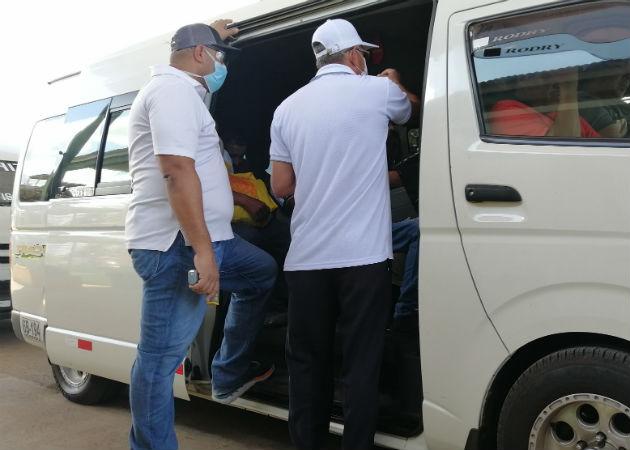 Moradores piden mantener controles para evitar contagios. Fotos: Thays Domínguez.