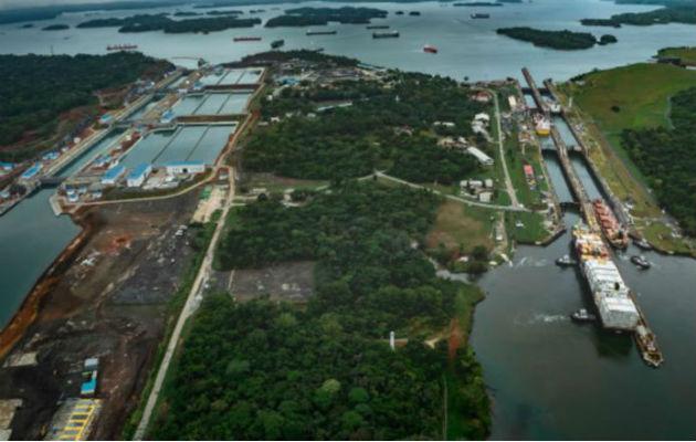 Lluvias en la cuenca del Canal de Panamá se mantienen por debajo del nivel histórico