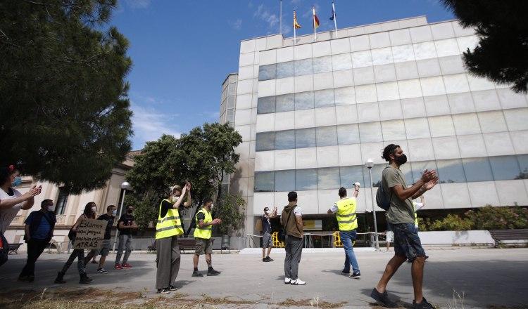 Desempleo en Chile sube a 9 por ciento en abril por efecto del COVID-19