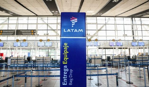 Aerolínea Latam pierde $2,120 millones durante el  primer trimestre