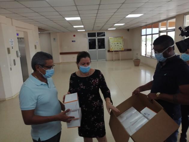 El hospital Nicolás Alejo Solano dispondrá de $2 millones para combatir el COVID-19