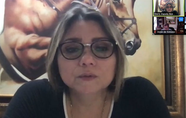 Ministra Doris Zapata admite que desempleo rebasaría 20%