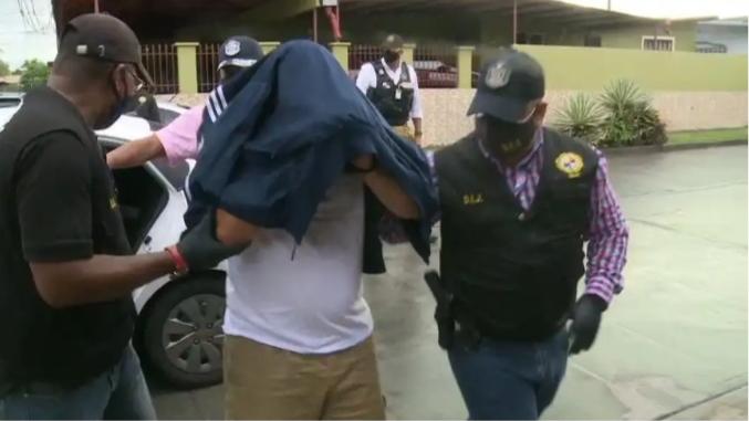 Integrante de pandilla chiricana capturado en Rana de Oro tendrá su audiencia el próximo 26 de junio