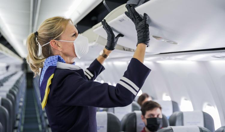 Transporte aéreo propone medidas para la reactivación