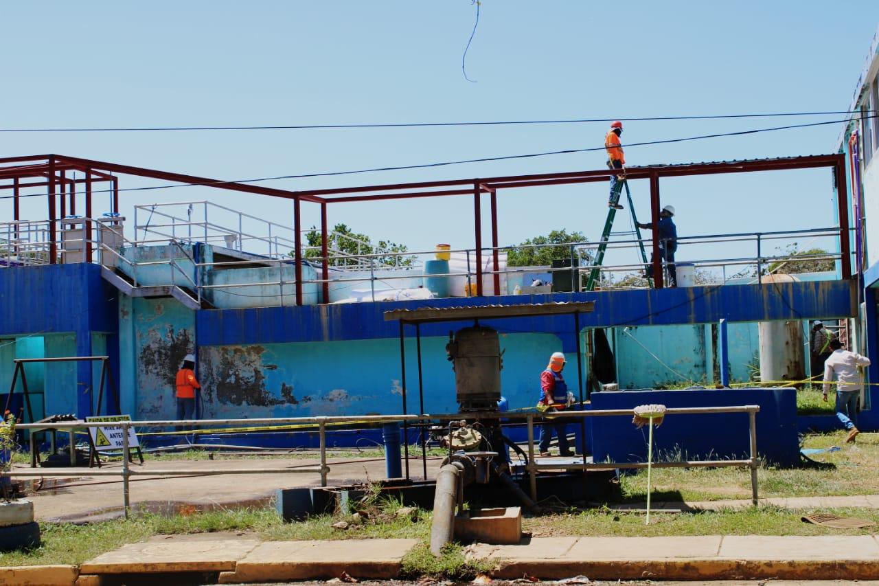Las plantas potabilizadoras en Chiriquí enfrentan problemas por lluvias