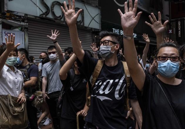 China deja de temer a reprimendas