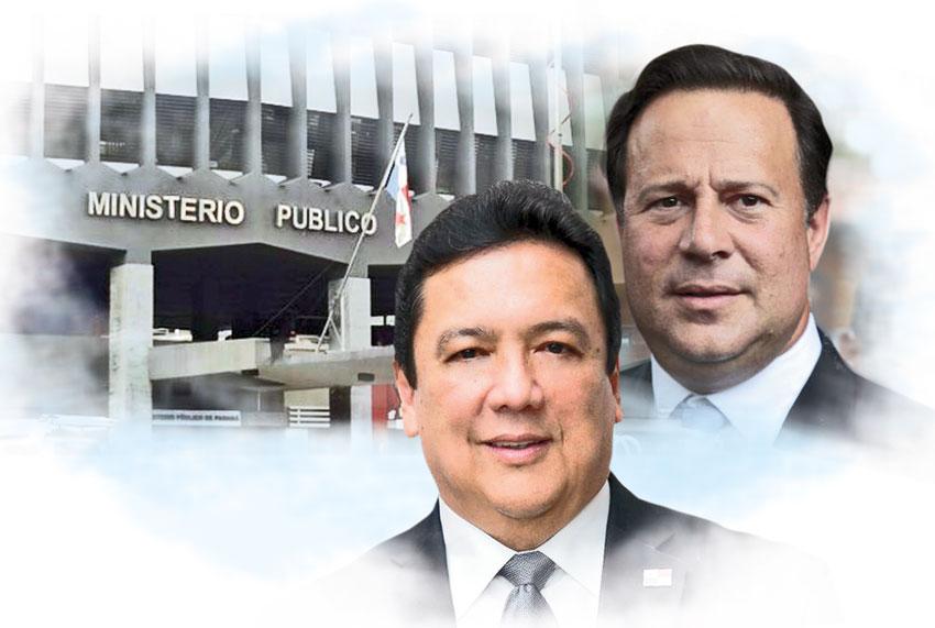 Panorama complicado para Juan Carlos Varela en el Ministerio Público