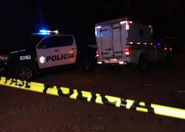 Un muerto y dos heridos en ataque armado en Villa Mireya de Capira