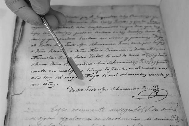 La importancia del historiador para la efectiva gestión del Gobierno