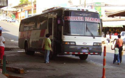 El COVID-19 es sinónimo de 'quiebra' para transportistas colectivos de Panamá Oeste