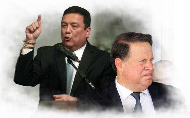 Aliados a Juan Carlos Varela buscan desacreditar al procurador Eduardo Ulloa