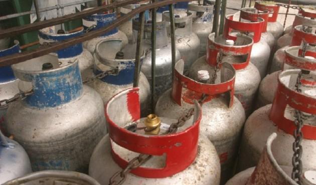Gobierno Nacional fija precio de venta para el tanque de gas de 25 libras
