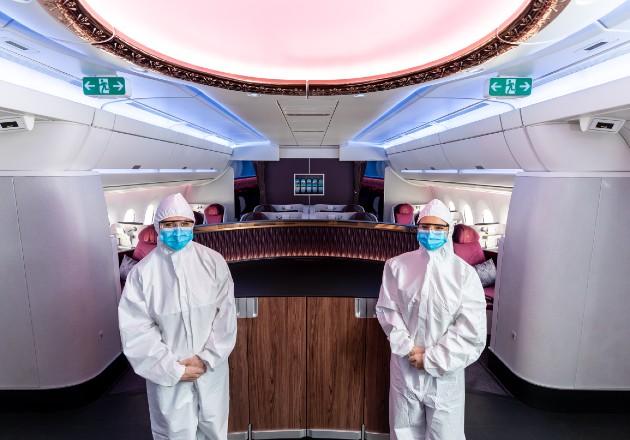 Aerolíneas imponen nuevos protocolos para viajar seguro
