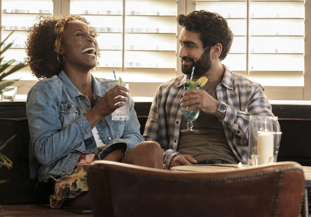 Romances interraciales dan un giro en TV