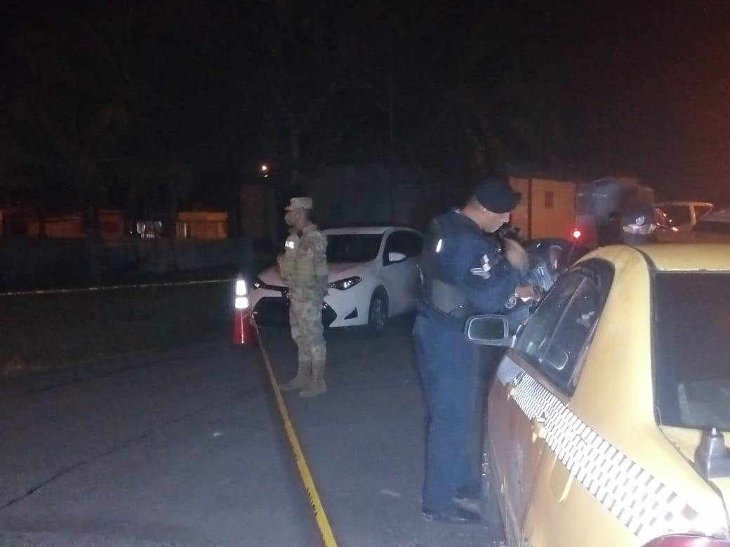 Dos hombres y una mujer son baleados en las últimas horas en Colón