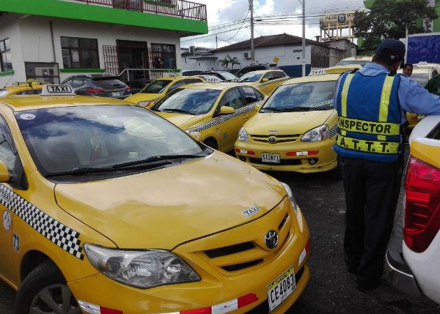En Chitré, taxistas mantendrán circulación de acuerdo a placas pares e impares