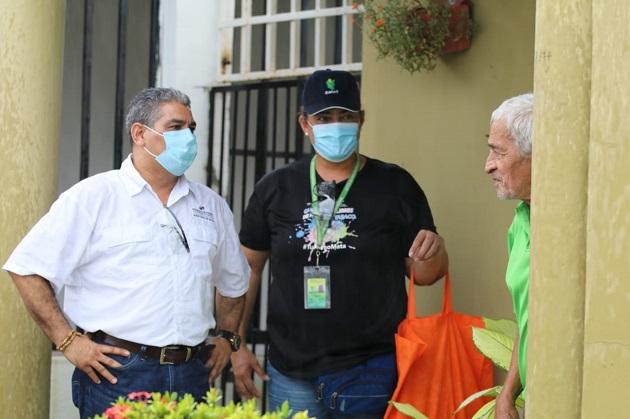 Número de asintomáticos por COVID-19 ha ido en aumento, asegura viceministro Luis Sucre