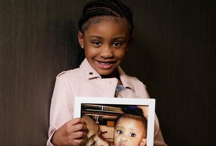George Floyd: su hija Gianna recibe acciones de Disney