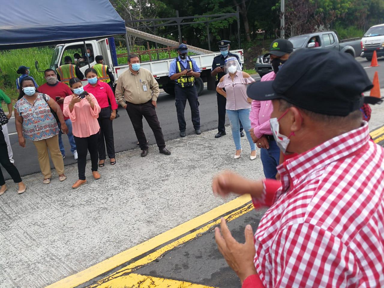 Reinstalarán en San Carlos el punto de control sanitario del Minsa