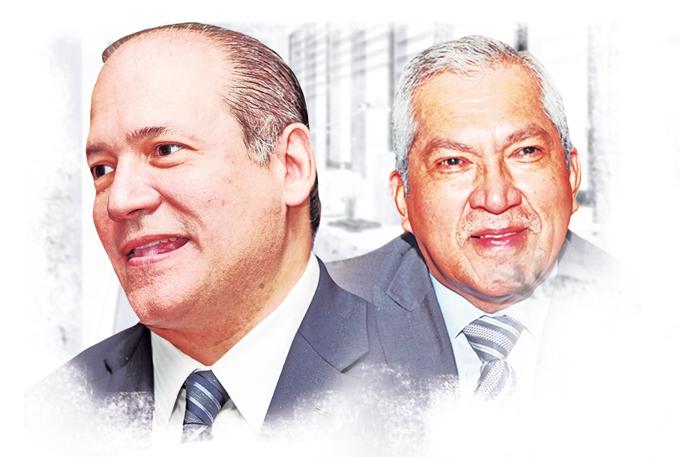 Denuncian a los exmagistrados Abel Zamorano y Harry Díaz por 'abusos'