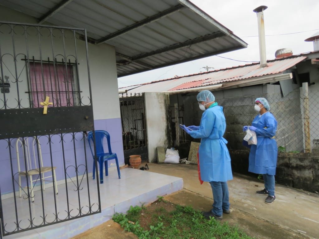 Autoridades acuerdan la instalación de nuevos puntos de control sanitario en Arraiján