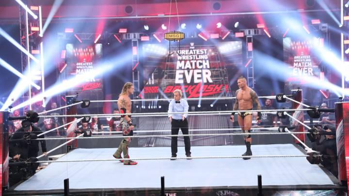 WWE suspende luchas por dos casos de coronavirus