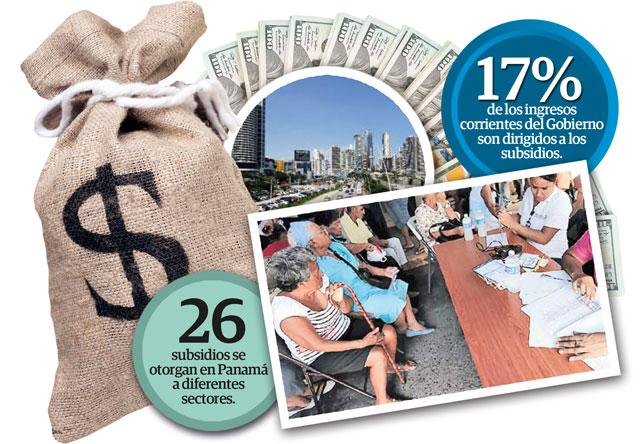 Cortizo: subsidios sociales por $1,600 millones se mantendrán
