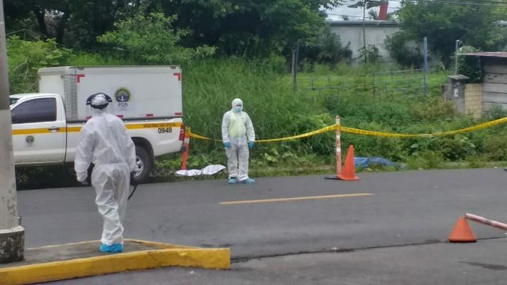 Hombre muere cerca de la Terminal de Transporte en David, ciudadanos temen que sea por coronavirus