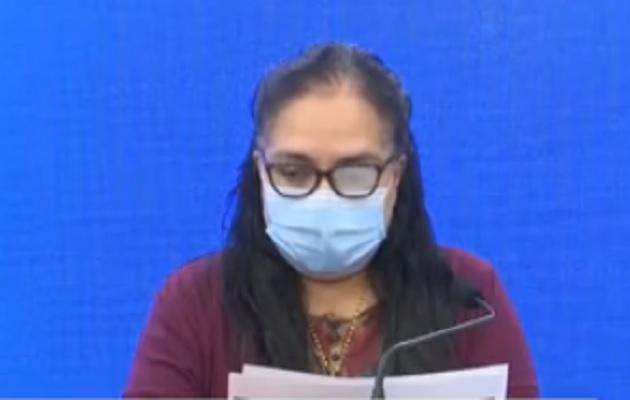 Dra. Lourdes Moreno recuerda el episodio de los lentes: 'Estaba mal y creía que no podría terminar de dar las estadísticas'