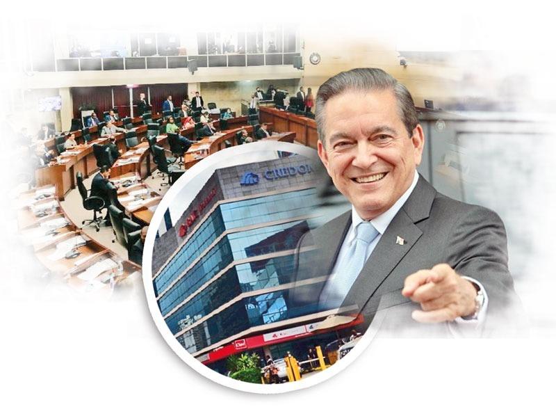 Asamblea Nacional le crea al presidente Laurentino Cortizo un