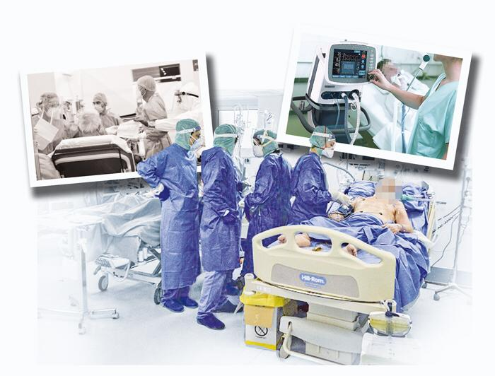 Hasta 35 días dura una persona sedada en cuidados intensivos