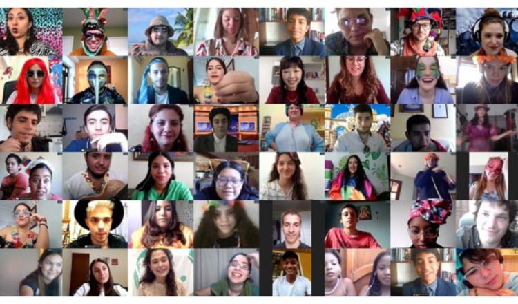 Ciberencuentro Internacional de Scholas