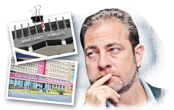Contraloría y Ministerio Público chocan por Techos de Esperanzas