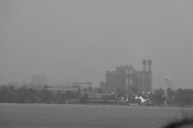 El polvo del Sahara y la región del Caribe