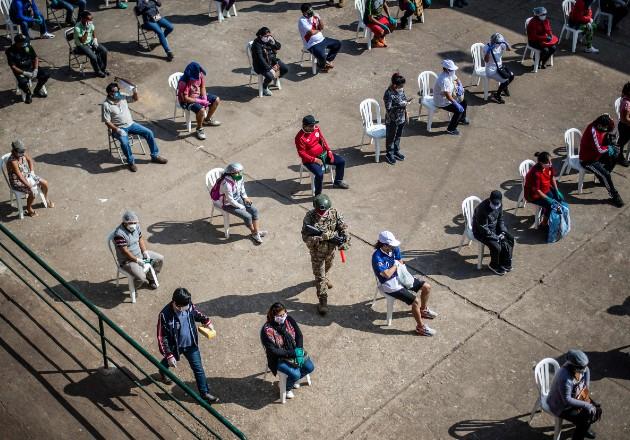 La pandemia muestra la fragilidad de Perú