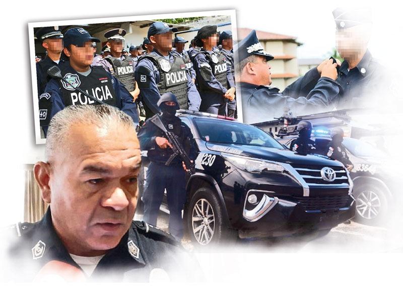 Limpian la Policía Nacional de ascensos ilegales