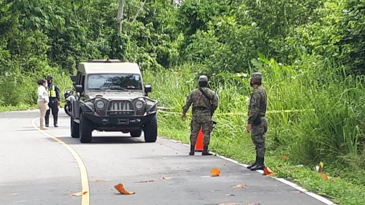 El cuerpo una vez se registró el levantamiento fue enviado a la morgue Judicial en el distrito de David para que médicos forenses realicen el examen de necropsia.