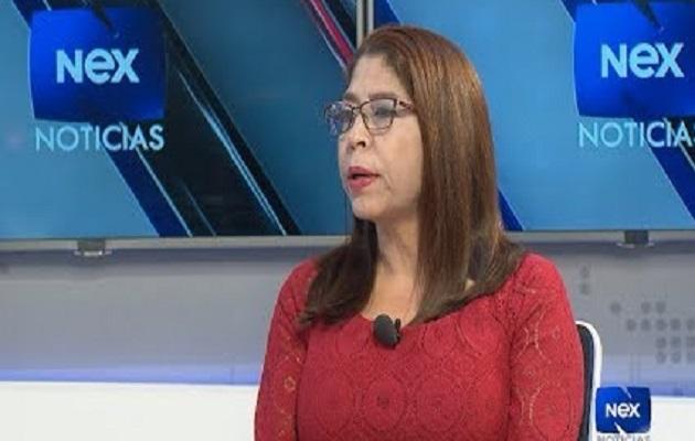 Directora general de Educación, Isis Núñez.