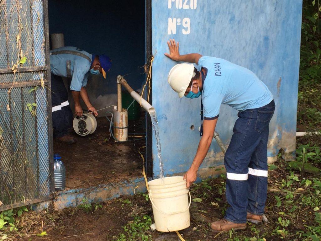 Buscan resolver falta de agua en Arraiján con la rehabilitación de 14 pozos