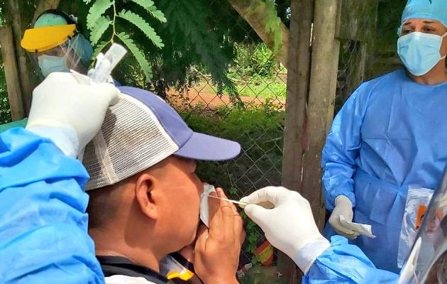COVID-19 golpea con fuerza a Panamá en junio: casos superan a los de tres meses previos juntos