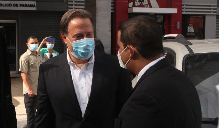 Justicia pide cuentas al expresidente Juan Carlos Varela por caso Odebrecht