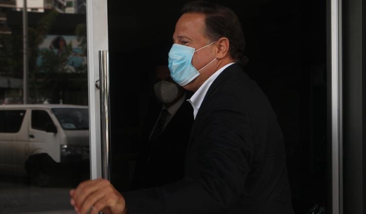 Juan Carlos Varela podría salir hoy con una imputación formal y alguna medida cautelar