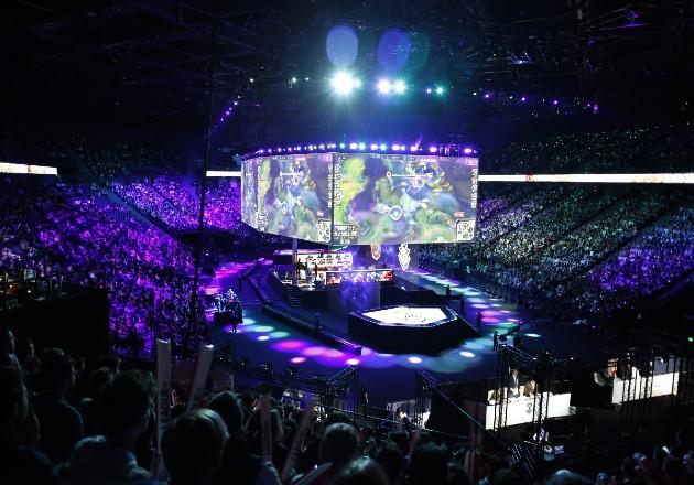 Las apuestas en e-sports salen ganadoras por la pandemia
